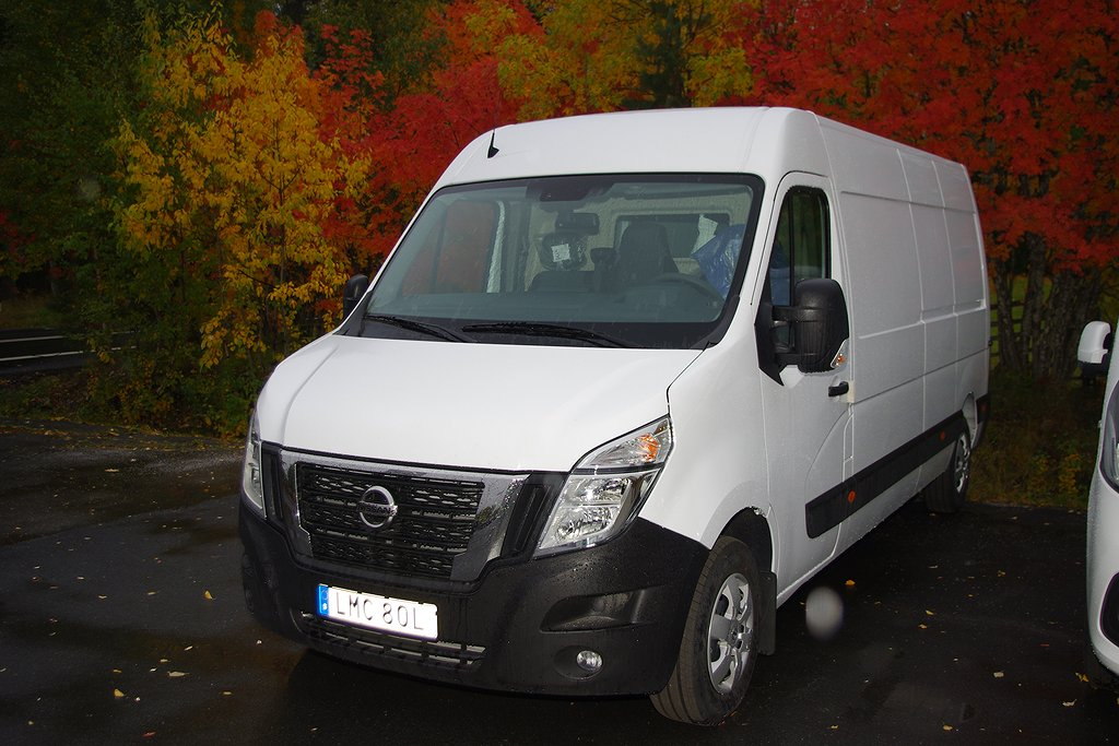 Nissan NV400 Dci 150 L3H2 Working Star