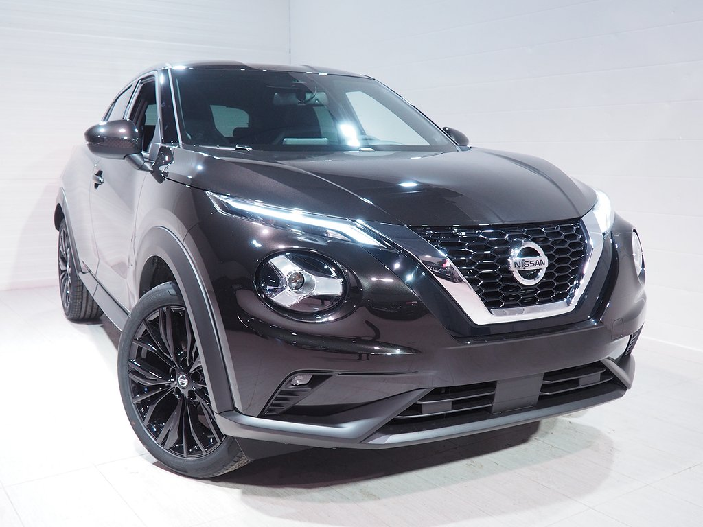 Nissan Juke ENIGMA DIG-T DCT Navi *Serivce Ingår 2021