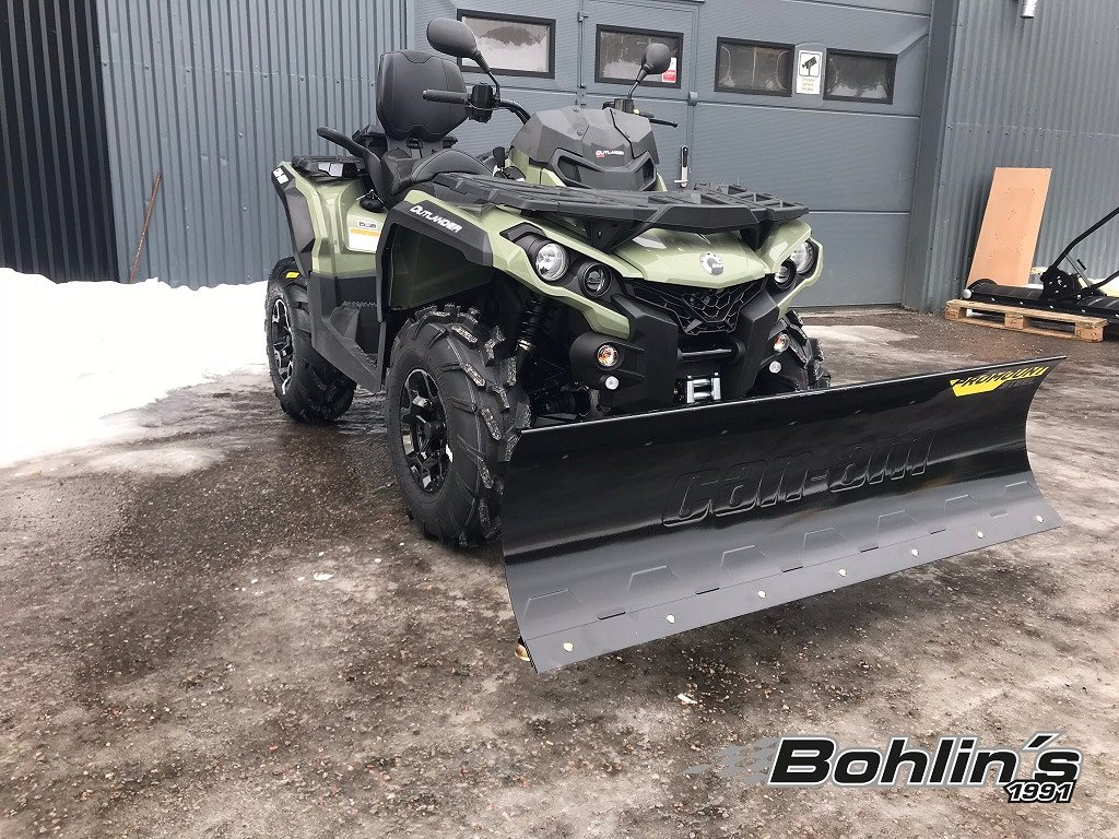 Can-Am Outlander Max Pro + 570 -20
