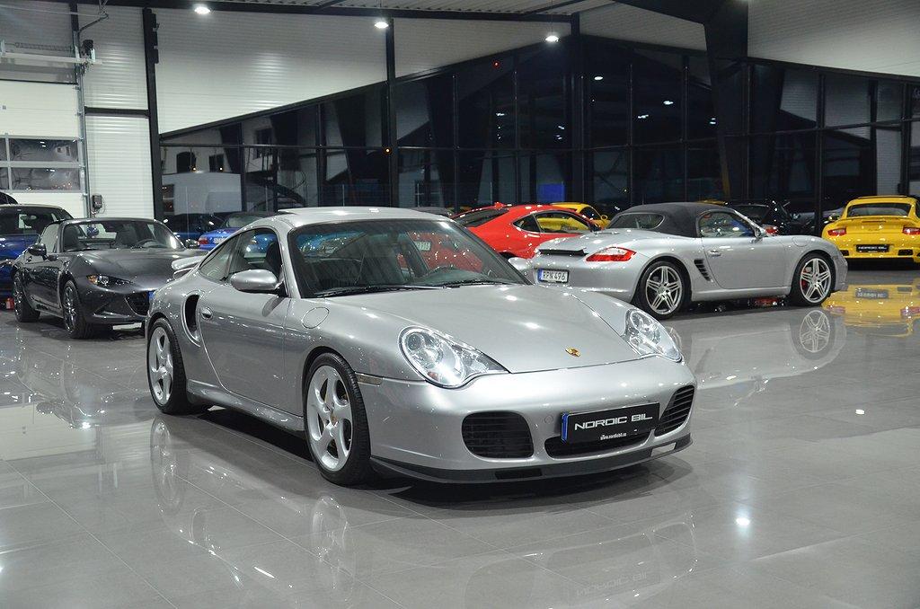 Porsche 911 996 Turbo S Manuell Samlarobjekt