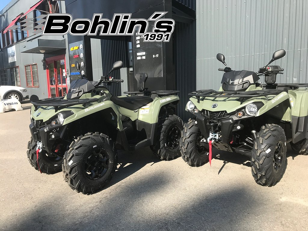 Can-Am Outlander Pro 450 T3 A *Kampanj AM Kort*