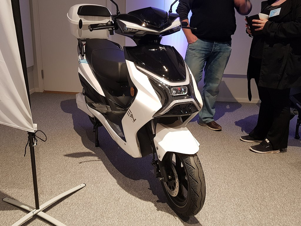 LV EL MOPED X1 TOURING 7 MIL