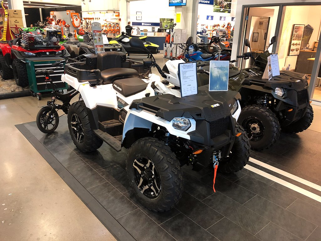 Polaris 570 X2 EPS LE T3