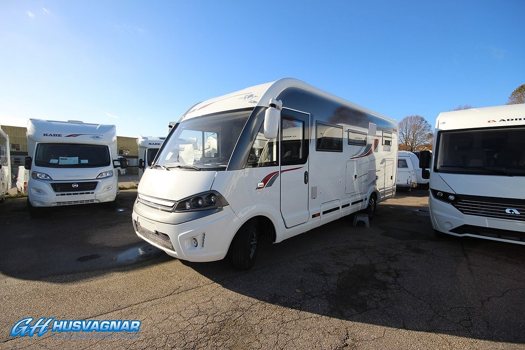 Kabe Travelmaster Intergrated 760 LGB