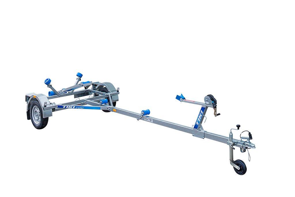 Tikitreiler 750 BT OBROMSAD 80 KM/H