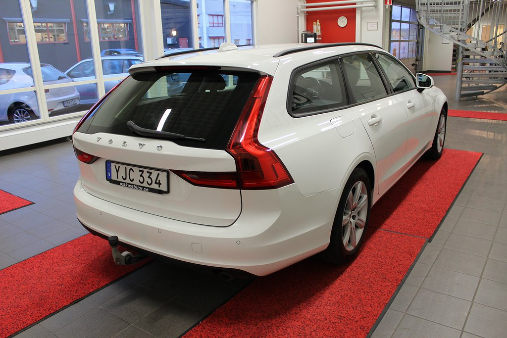 Volvo V90, D3 Business Navi / Drag