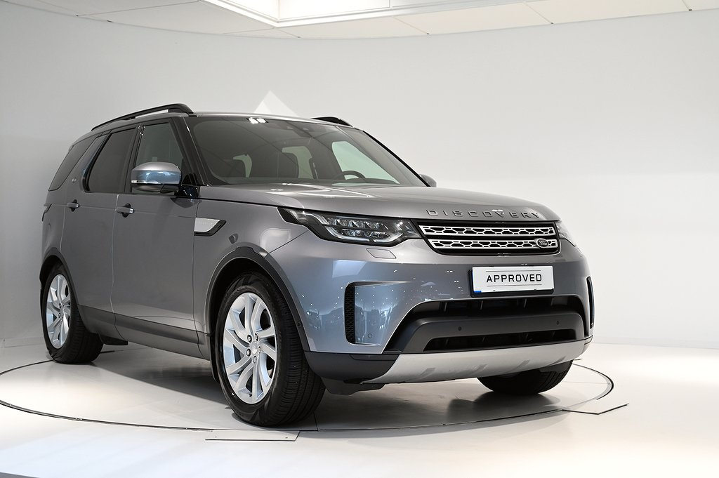 Land Rover Discovery 3.0 SDV6 AWD Automat 7-sits 306hk
