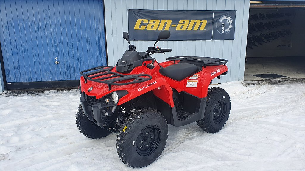 BRP Can-Am Outl. 450 FINNS I LAGER!
