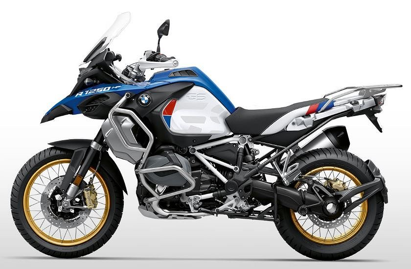 BMW R 1250 GS Adventure HP Style