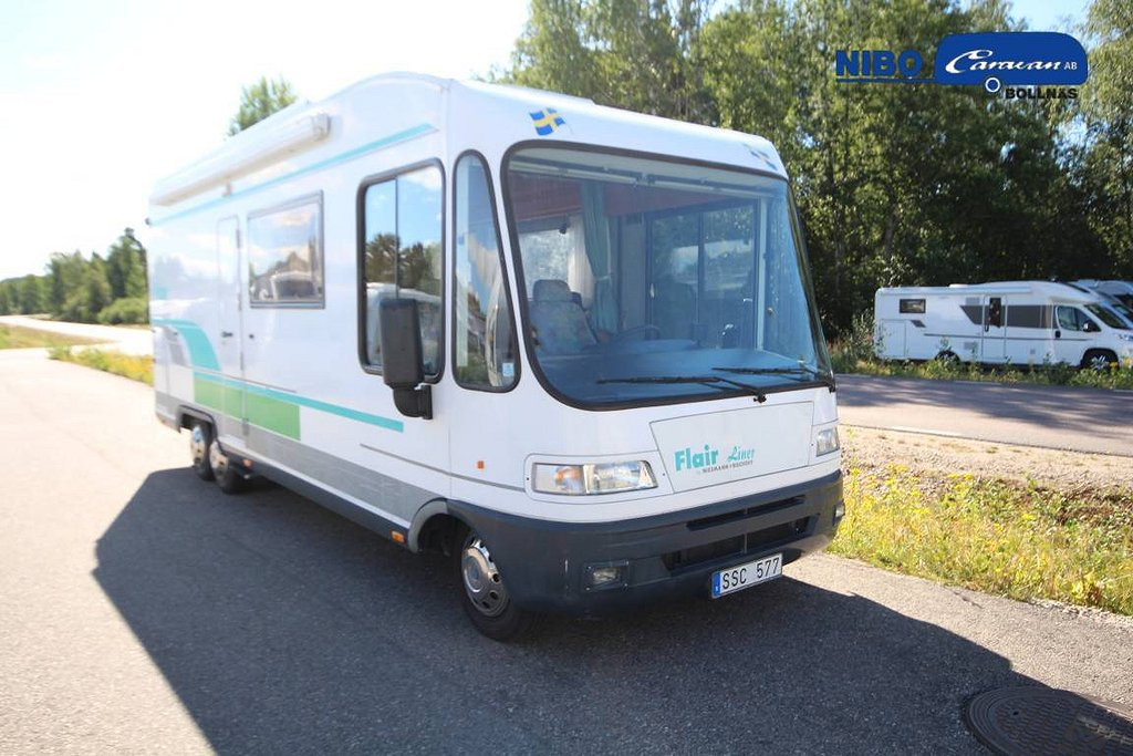 Niesmann Flair 7300 i