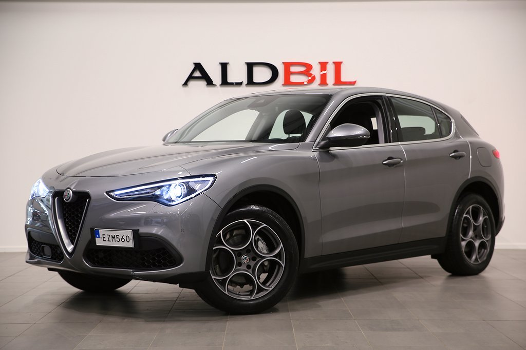 Alfa Romeo Stelvio TBi 280hk AWD First Edition