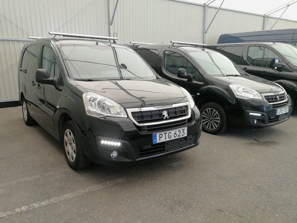 Peugeot Partner PRO+ EU6 LEASING 1290:-/MÅN