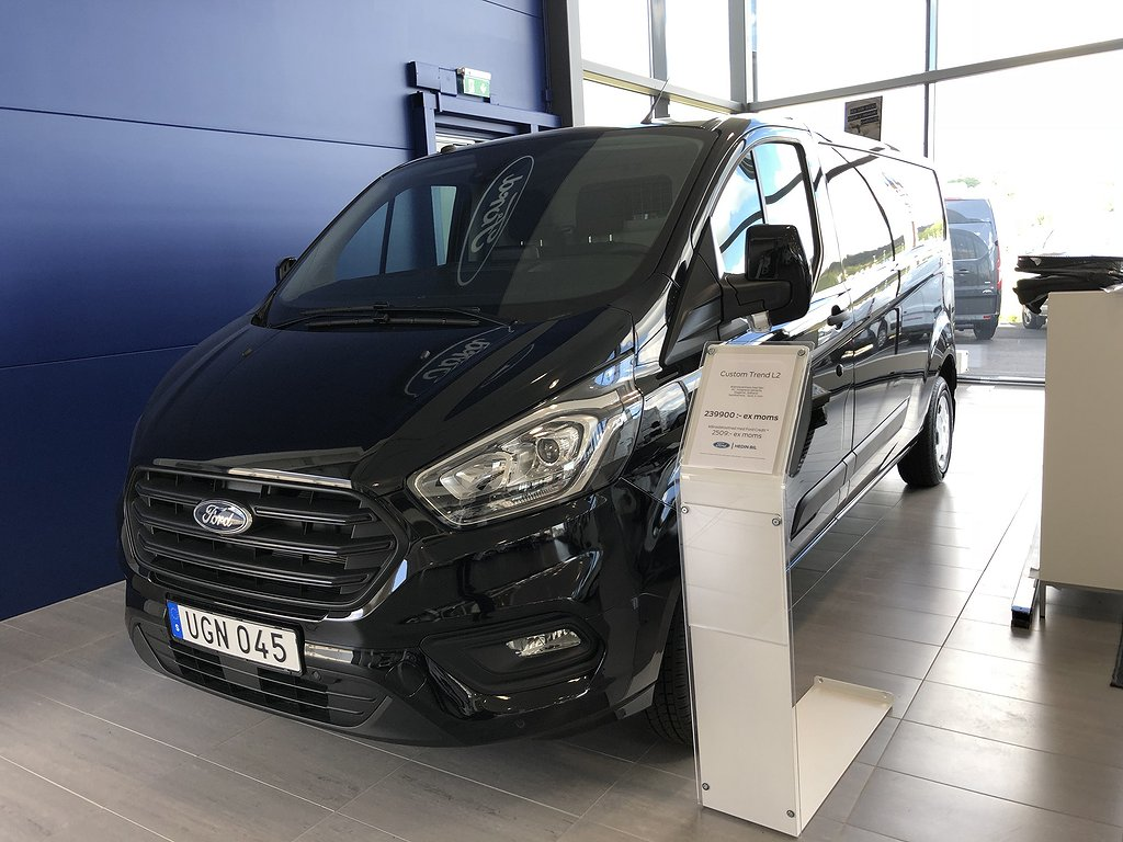 Ford Trend 2.0TDCI 130HK