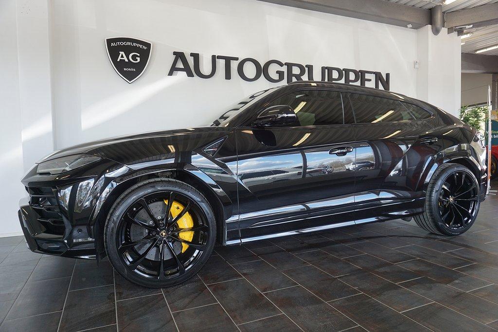Lamborghini Urus 650HK 5-Sits Exclusive B&O Svensksåld