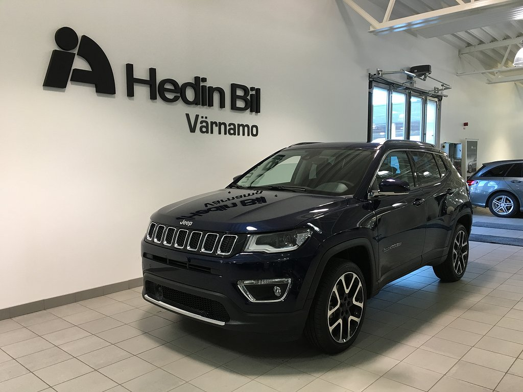 Jeep Compass Limited 1.4 170hk Panorama AT9 4WD