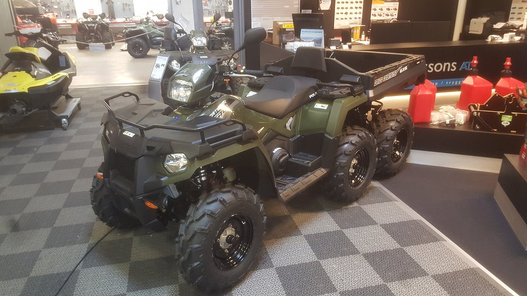 Polaris Big Boss 6x6 570 Eps T3
