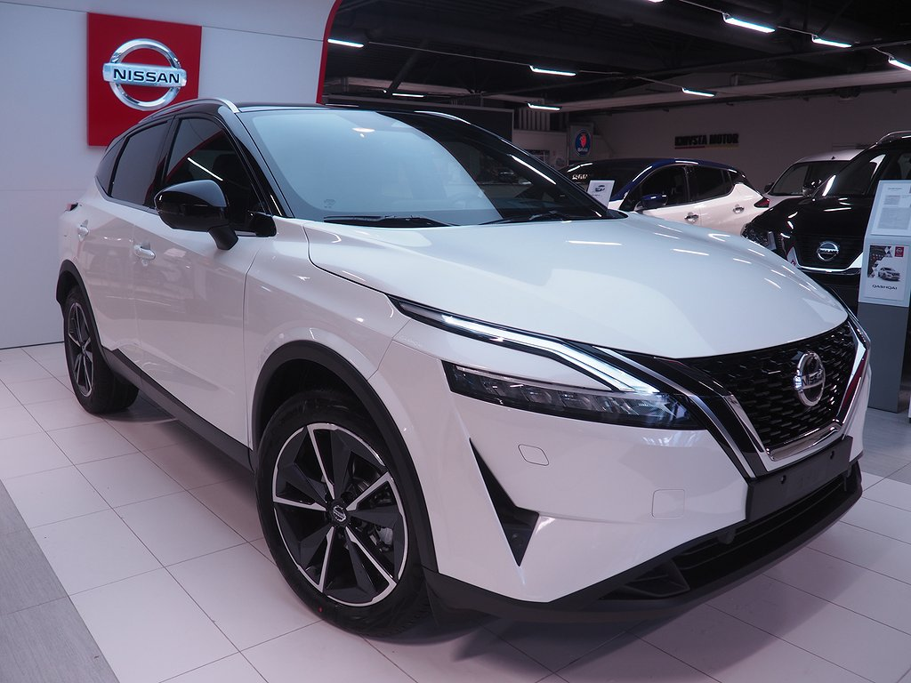 Nissan Qashqai HELT NYA Qashqai TEKNA+ Automat 2022