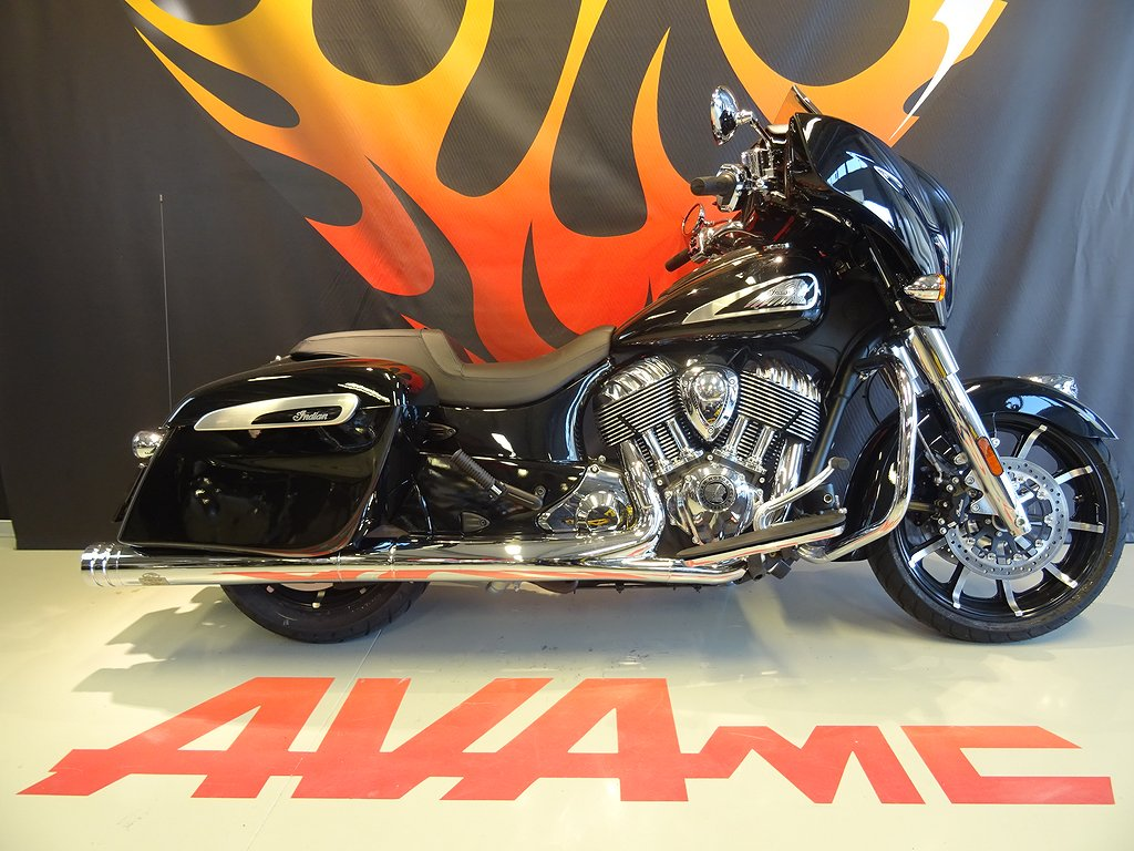 Indian CHIEFTAIN LIMITED-20,