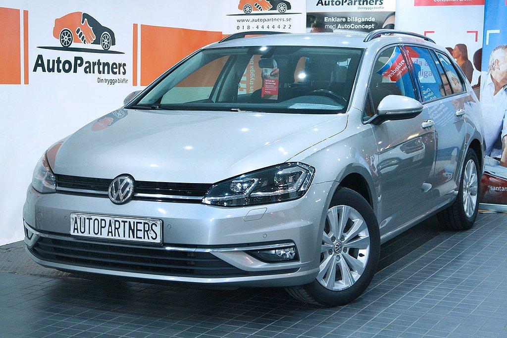 Volkswagen Golf SC 1.6TDI BM DSG EU6 Carplay LED mm.