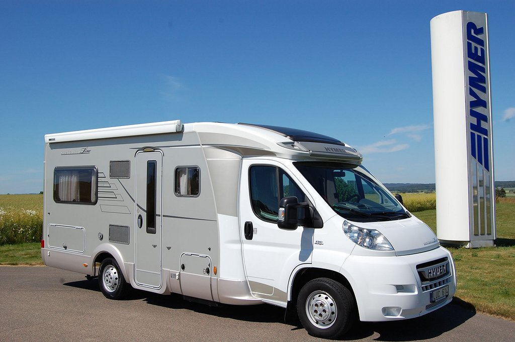Hymer Tramp 654 CL Exclusive-Line