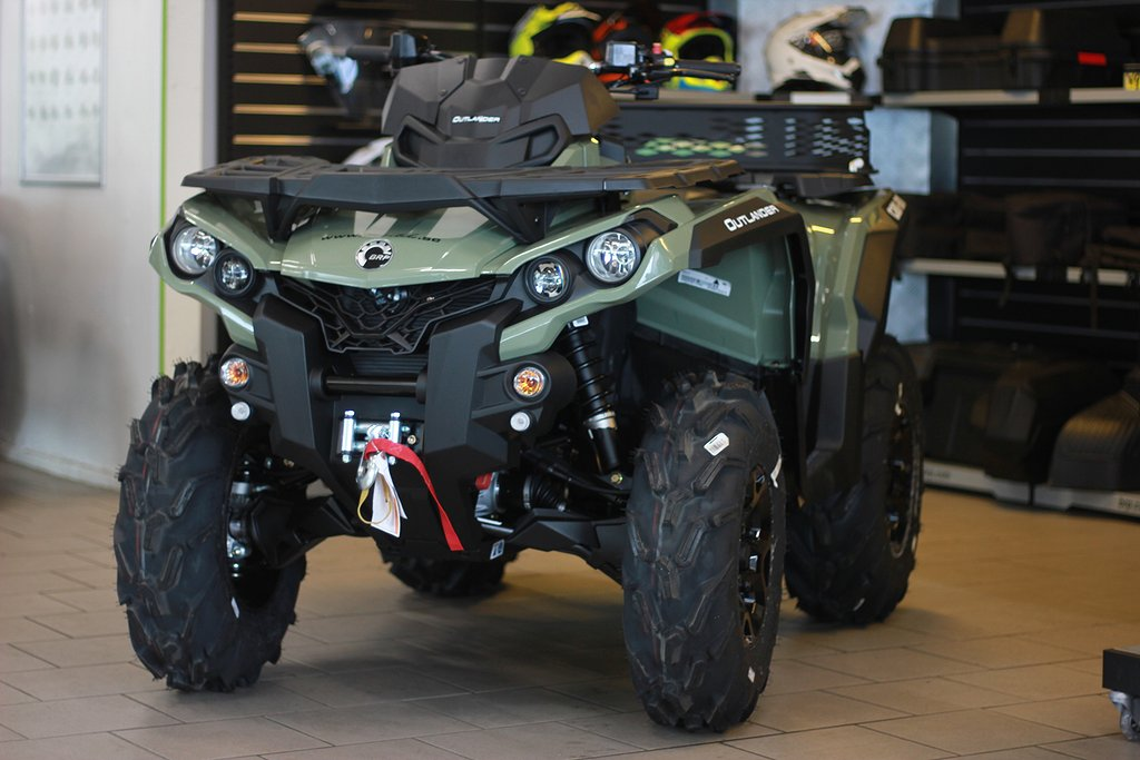 Can-Am Outlander 570 PRO+ Nordic T3B