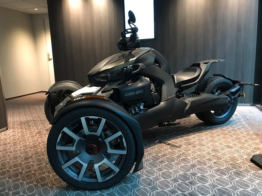 Can-Am RYKER Rally Edition -19