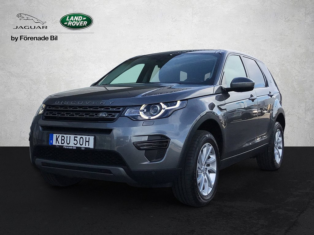 Land Rover Discovery Sport SE TD4 / 7-sits / 150hk