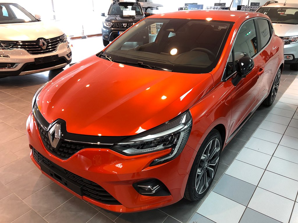 Renault Clio TCe 100 Intens 5-d