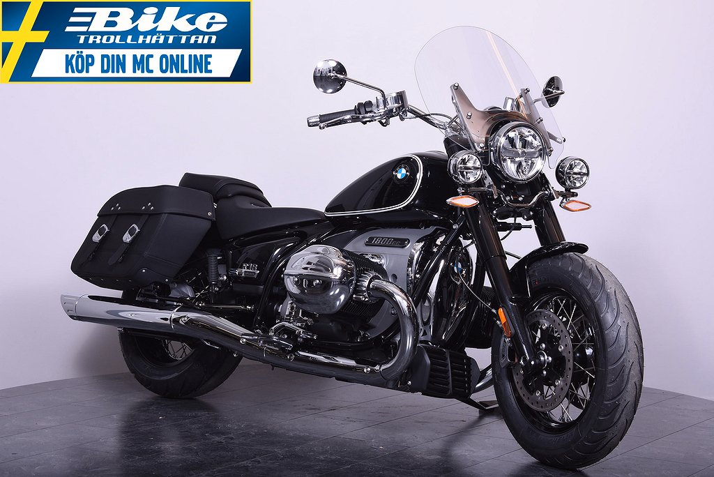 BMW R18 Classic First Edition Nyhet 2021 .