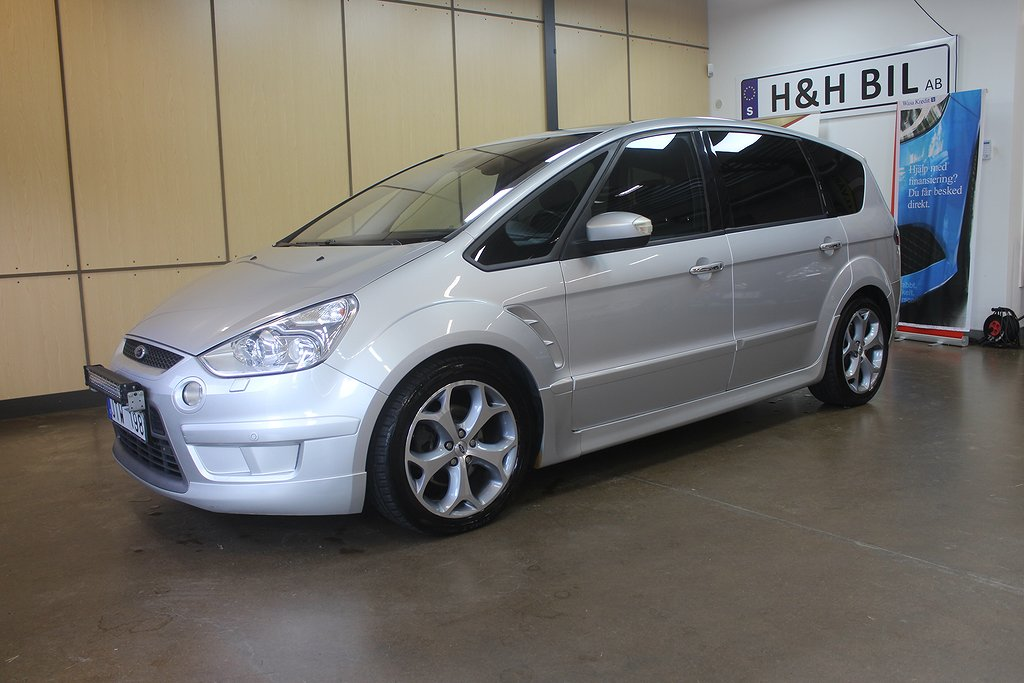 Ford S-Max 2.2 TDCi S-E 7-sits 175hk
