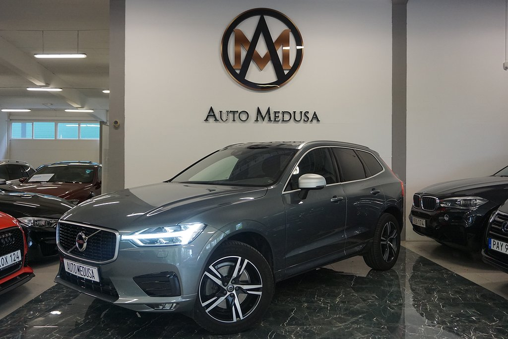 Volvo XC60 T5 AWD Geartronic R-Design Euro 6 250hk