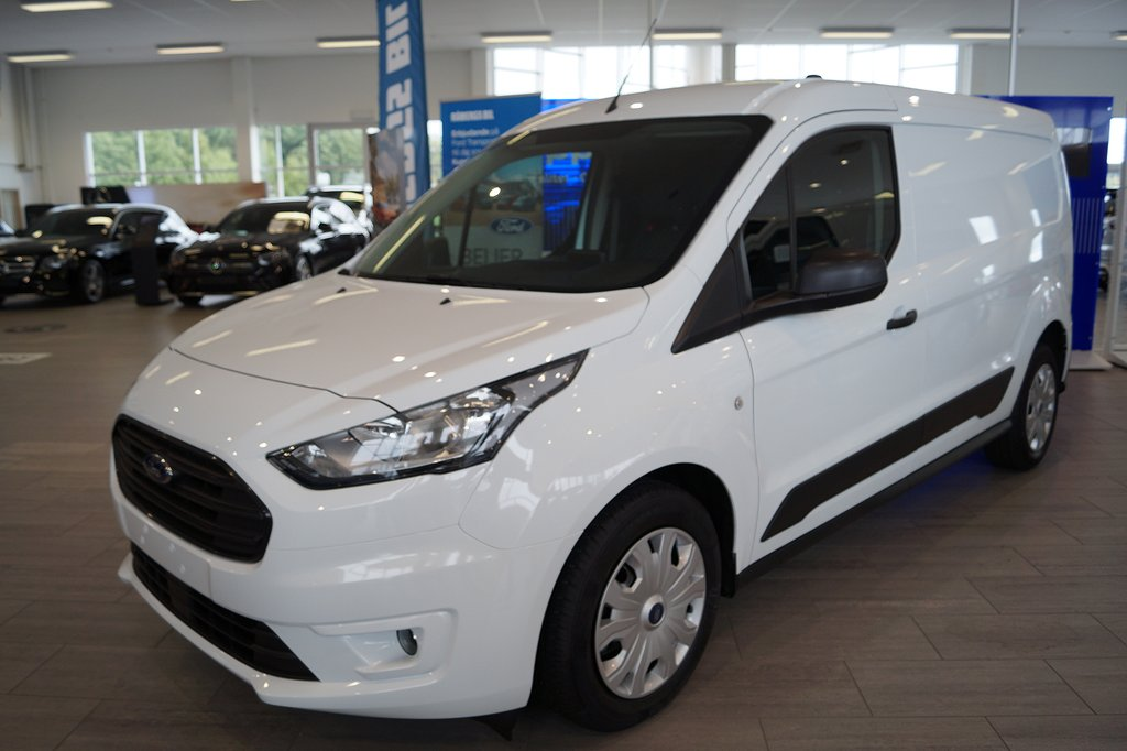 Ford Connect  1.5 EcoBlue 100hk Trend