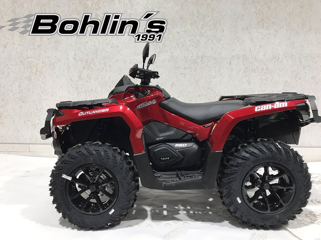 Can-Am Outlander XT 650 T3 ABS -18
