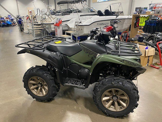 Yamaha Grizzly 700 EPS Limited Edition