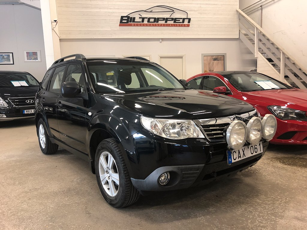 Subaru Forester 2.0 X 4WD Automat 150hk