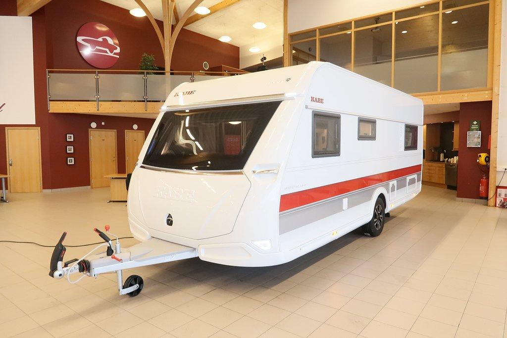 Kabe Ametist 560 GLE KS (Design + Komfortpaketet + 2000 kg)