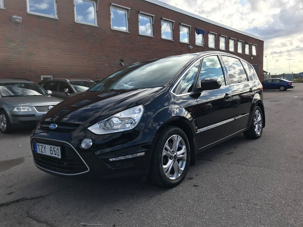 Ford S-Max 1.6 TDCi 7-sits 115hk