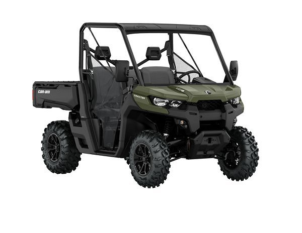 Can-Am Traxter Std HD8 T1B