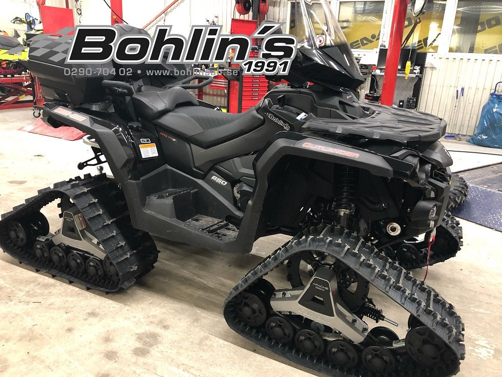 Can-Am Outlander Max Pro + 650 -20 *Med Band*