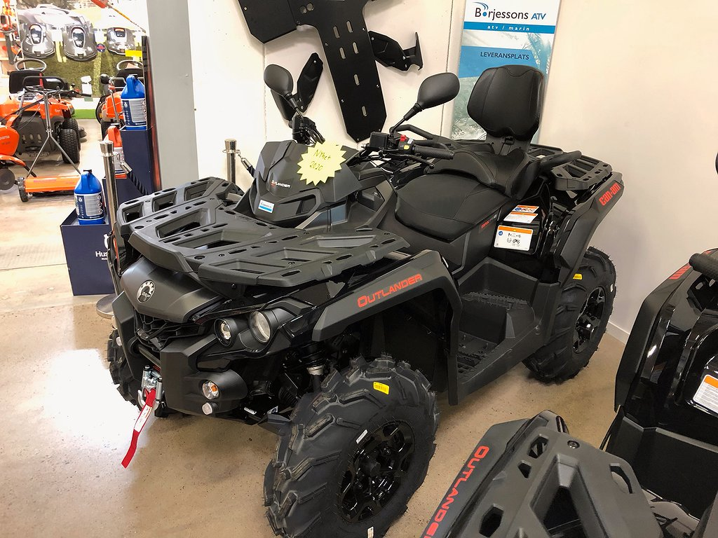 Can-Am Outlander MAX PRO+ T 650
