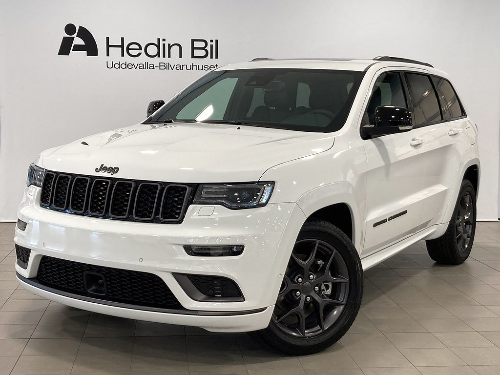 Jeep Grand Cherokee S-LIMITED 3.0L V6 250HK AT8 AWD