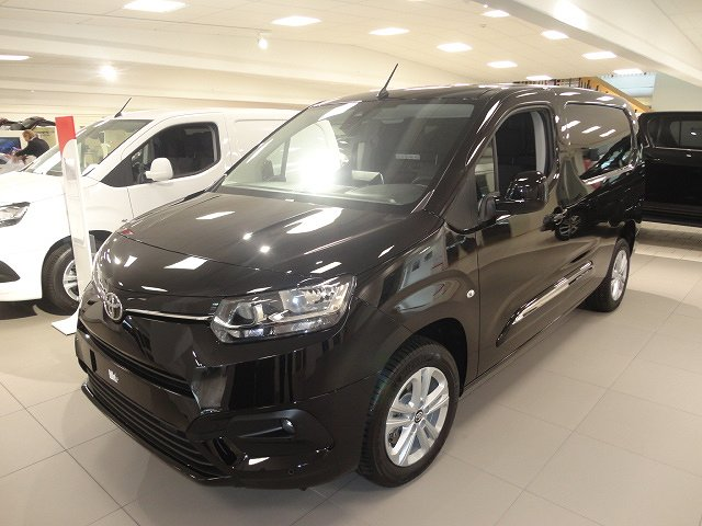 Toyota Proace City 1,2T 130hk Aut S&S Professional Long