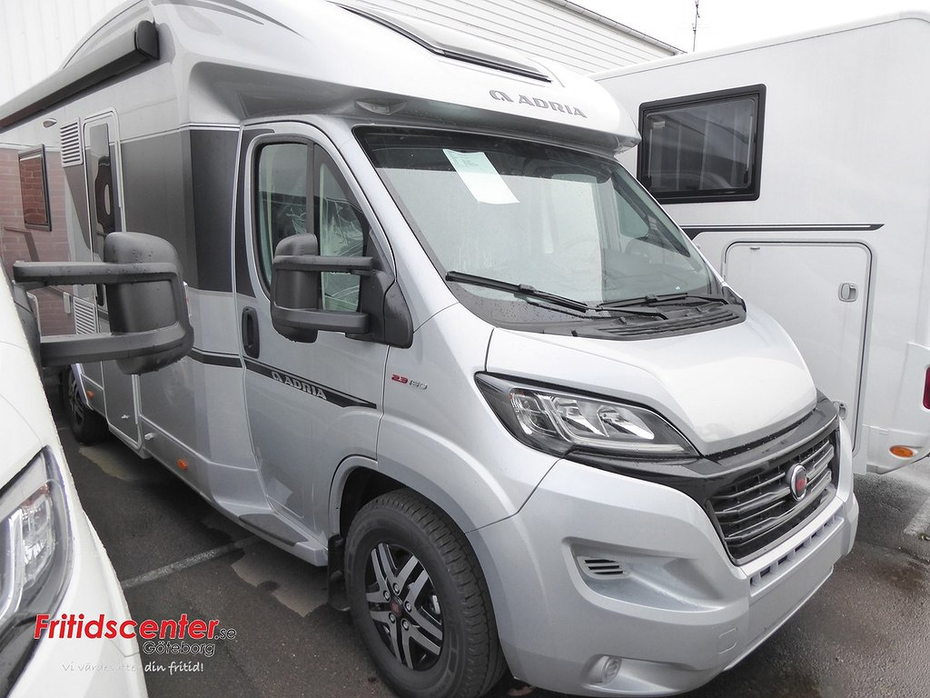 Adria Matrix Supreme 670 SLT - Fiat 6 2,3 150HP 43H