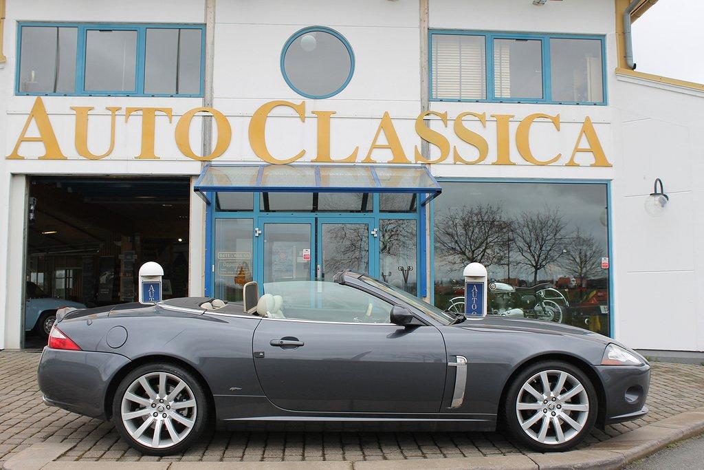 Jaguar XK Cabriolet 4.2 V8 Automat 298hk
