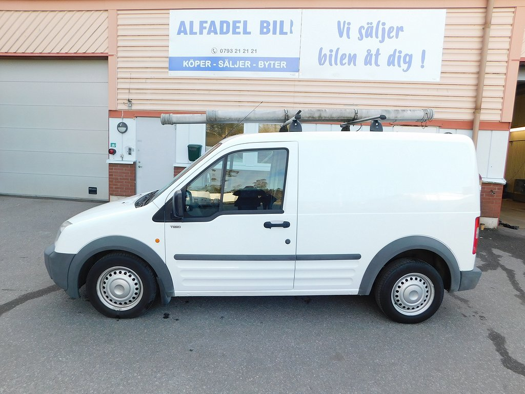 Ford TRANSIT CONNECT 1.8 TDDI( 8000 MIL) Momsbil