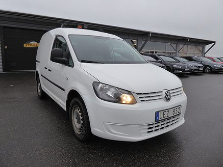Volkswagen Caddy 2.0 TDI Skåp 4-motion