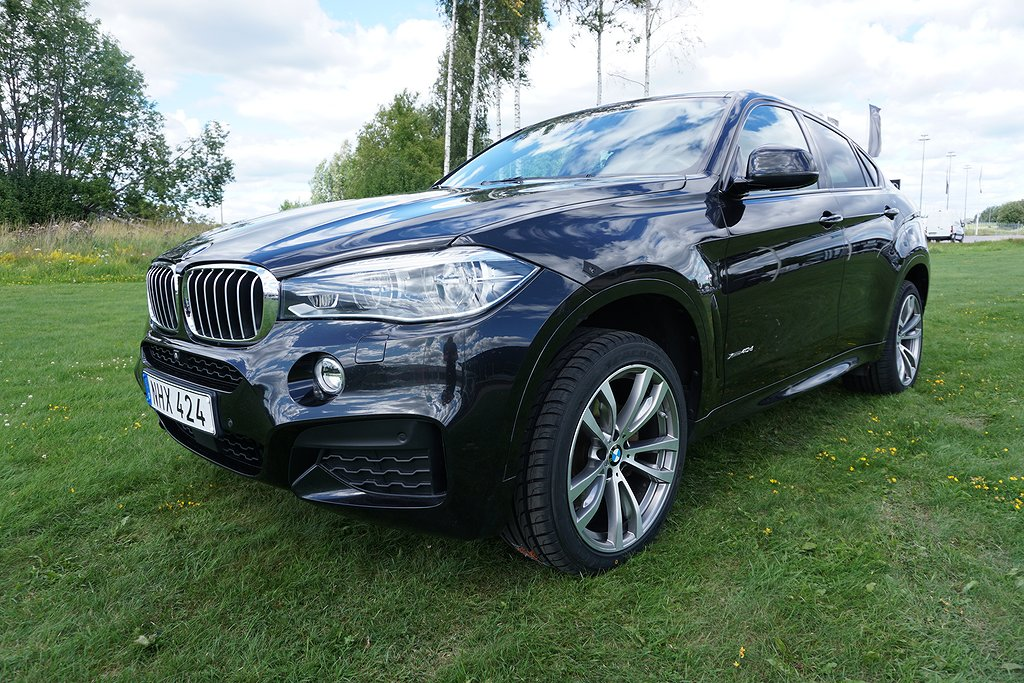 BMW X6 xDrive40 Innovation Edition M-sport