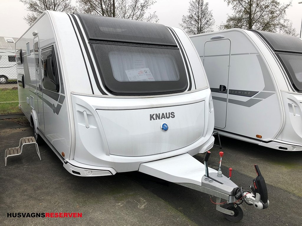 Knaus Scandinavian Selection 590 UK