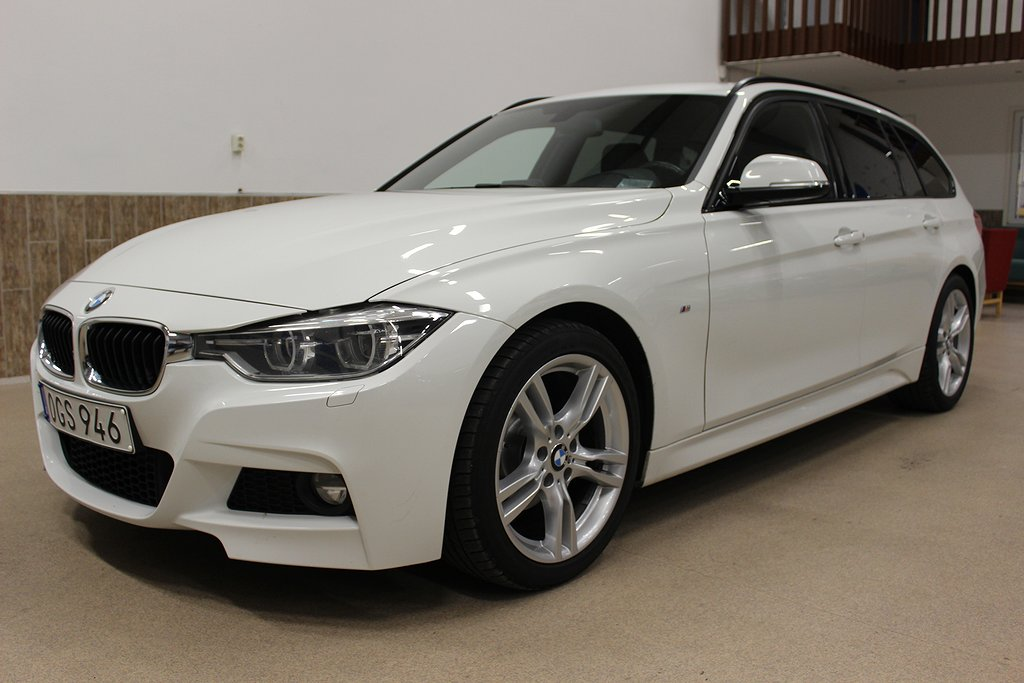 BMW 318 d M Sport Touring Steptronic  Eu 6 150hk