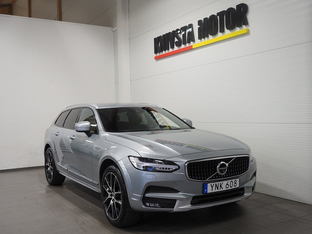 Volvo V90 Cross Country D4 AWD Aut Pro DRAG 2018